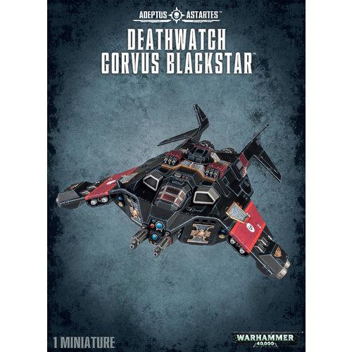 Warhammer 40k Corvus Blackstar