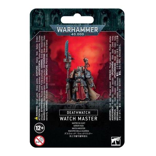 Warhammer 40k Deathwatch Watch Master