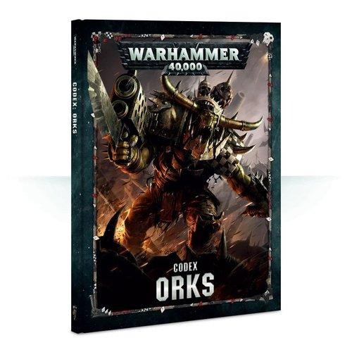 Warhammer 40k Orks Codex