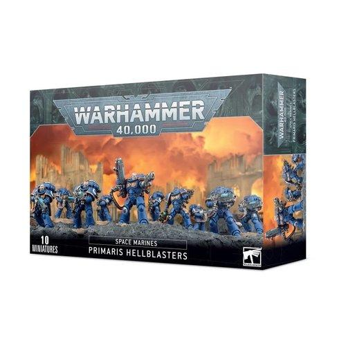 Warhammer 40k Primaris Hellblasters