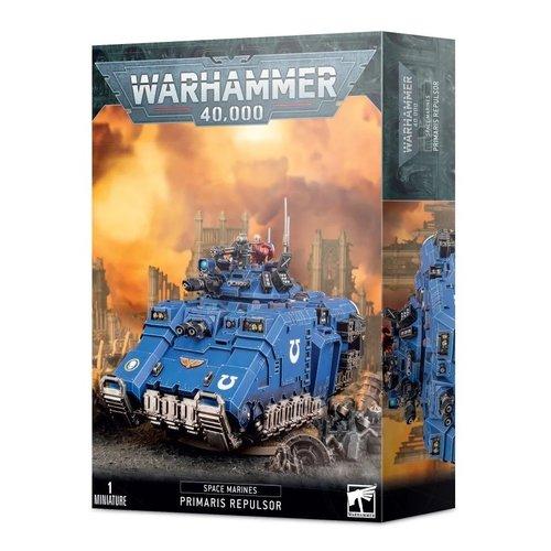 Warhammer 40k Primaris Repulsor