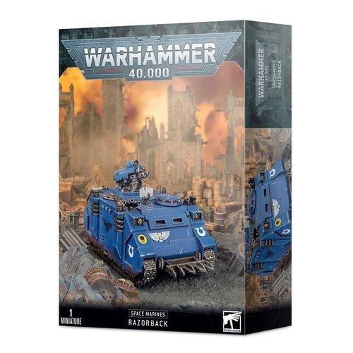 Warhammer 40k Razorback