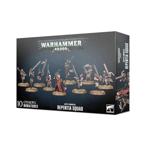 Warhammer 40k Repentia Squad