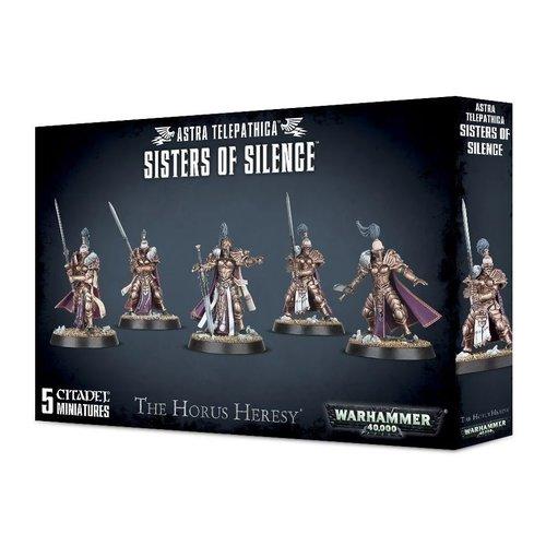 Warhammer 40k Sisters of Silence