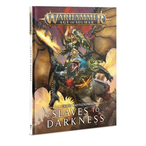 Age of Sigmar Slaves to Darkness Battletome