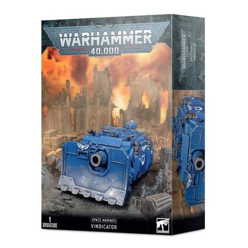 Warhammer 40k Space Marines Vindicator