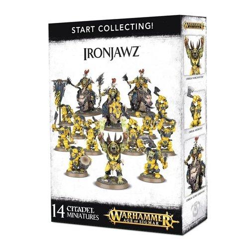 Warhammer 40k Start Collecting! IronJawz