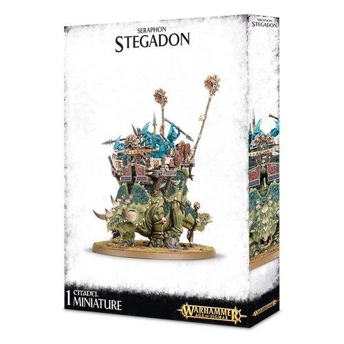 Age of Sigmar Stegadon