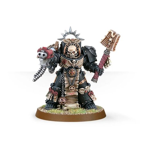 Warhammer 40k Terminator Chaplain