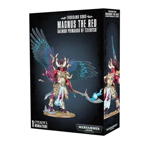 Warhammer 40k Thousand Suns Magnus the Red