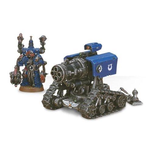 Warhammer 40k Thunderfire Cannons