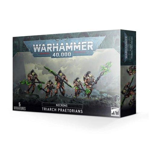 Warhammer 40k Triarch Praetorians