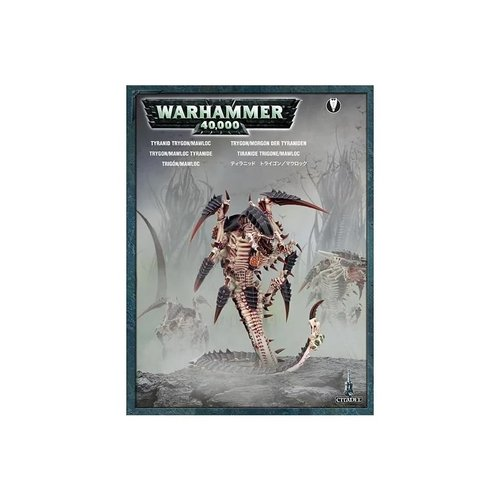 Warhammer 40k Trygon/Mawloc