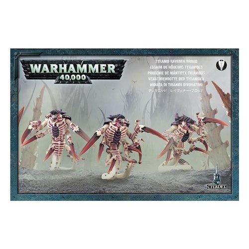 Warhammer 40k Tyranid Ravenor Brood