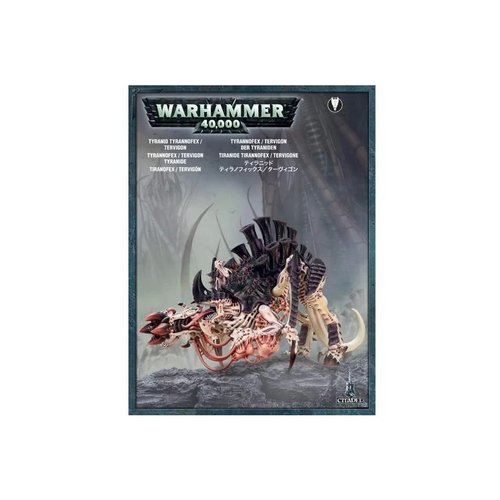 Warhammer 40k Tyranid Tyrannofex