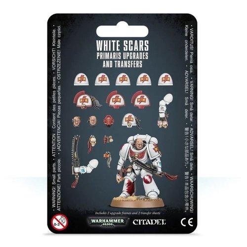 Warhammer 40k White Scars Primaris Upgrades + Transfer
