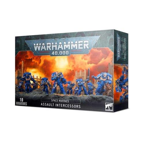 Warhammer 40k Assault Intercessors