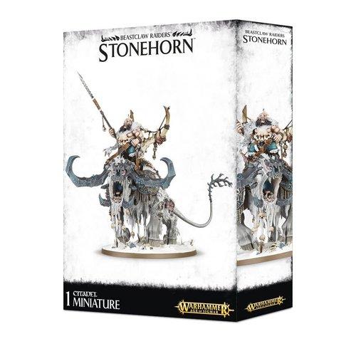 Age of Sigmar Beastclaw Raiders Stonehorn