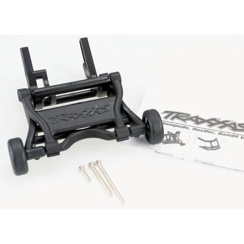 Traxxas 3678 Traxxas Wheelie bar, assembled (black)