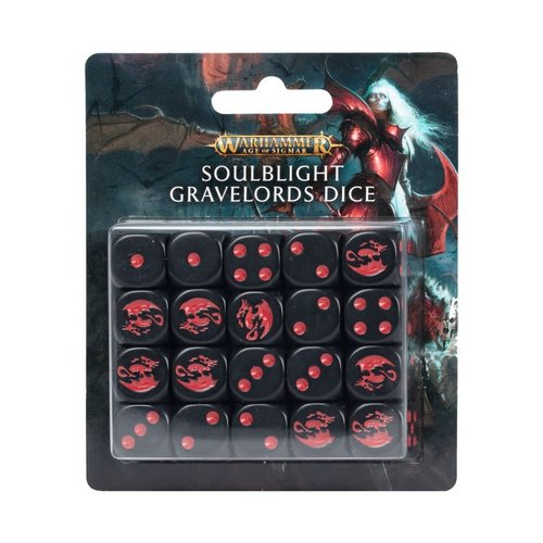 Age of Sigmar Soulblight Gravelord Dice