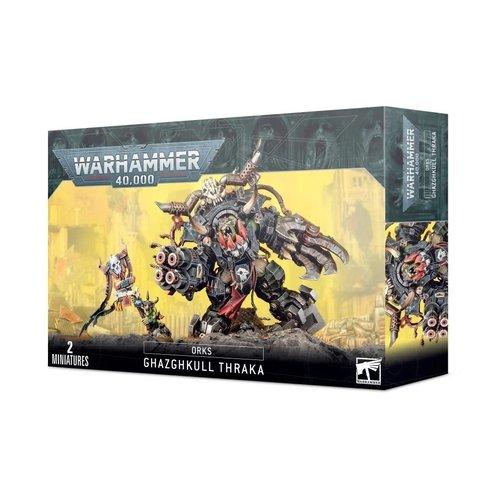 Warhammer 40k Ghazghkull Thraka