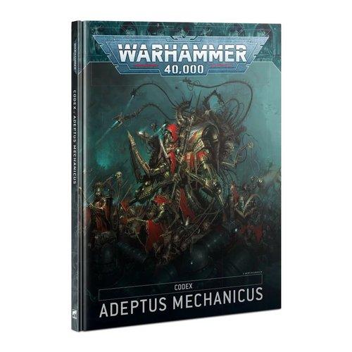 Warhammer 40k Codex Adeptus Mechanicus