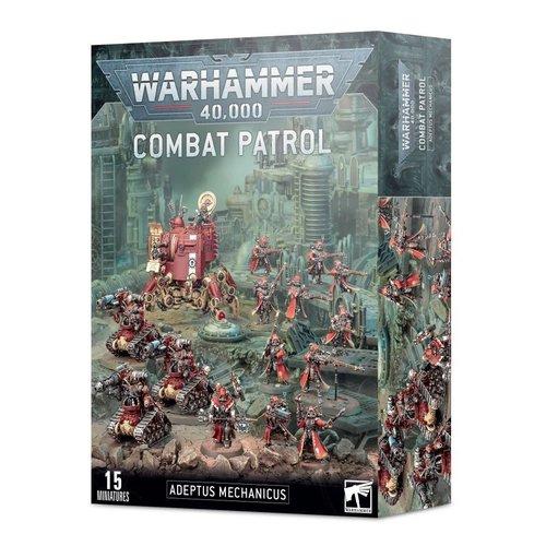 Warhammer 40k Combat Patrol Adeptus Mechanicus
