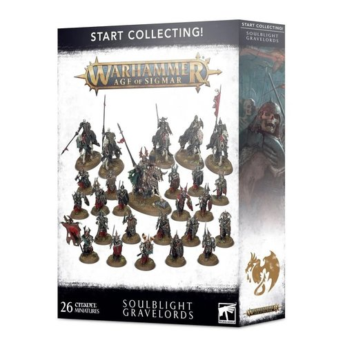 Age of Sigmar Start Collecting! Soulblight Gravelords