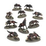 Age of Sigmar Dire Wolves