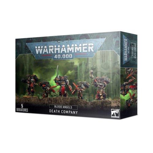 Warhammer 40k Blood Angels Death Company