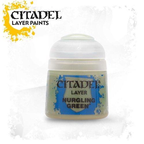 Citadel Paints Nurgling Green