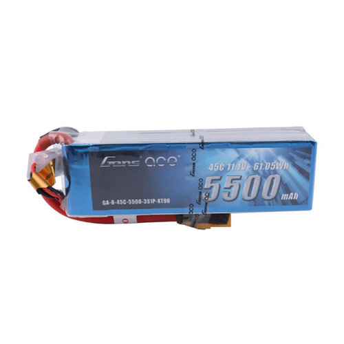 Gens Ace 11.1V 5500mah battery
