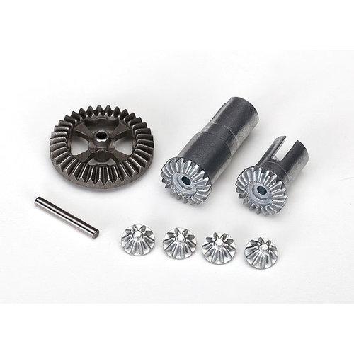 7579X LaTrax Metal Diff Assembly