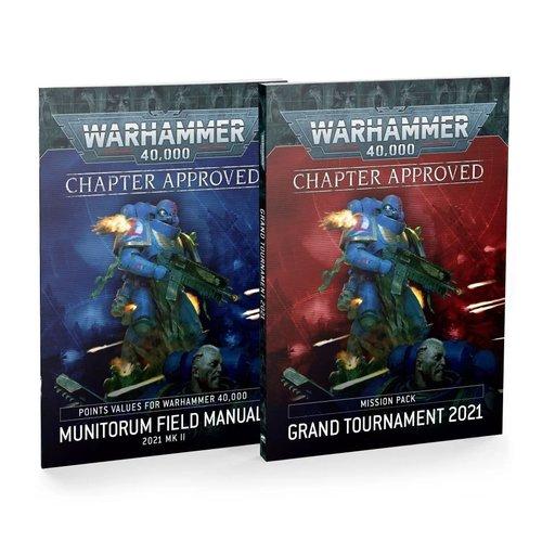 Warhammer 40k Grand Tournament Mission Pack 2021