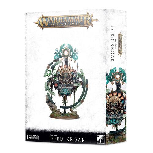 Age of Sigmar Lord Kroak