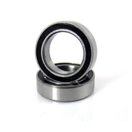 Traxxas 5119A Black Rubber Sealed Ball Bearings (10x15x4mm)