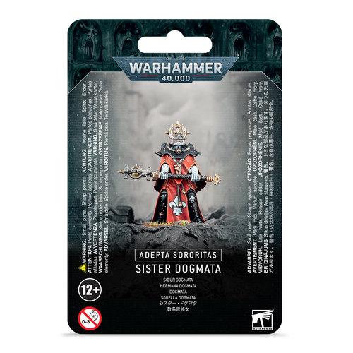 Warhammer 40k Sister Dogmata
