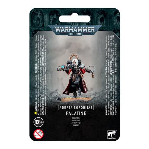 Warhammer 40k Adeptus Sororitas Palatine