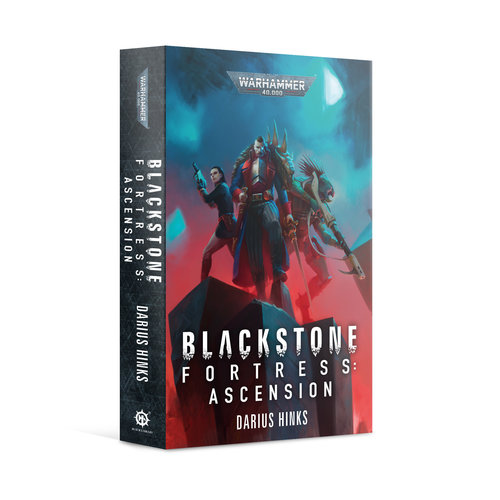 Warhammer 40k Blackstone Fortress: Ascension Softcover