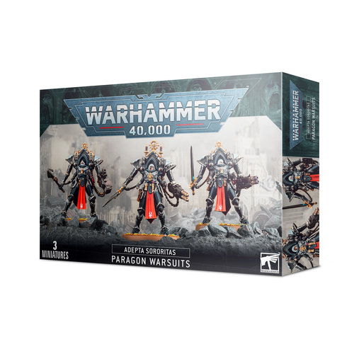 Warhammer 40k Paragon Warsuits