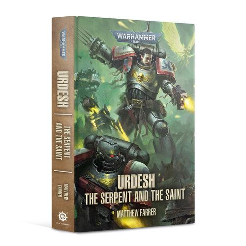Warhammer 40k Urdesh: The Serpent and the Saint