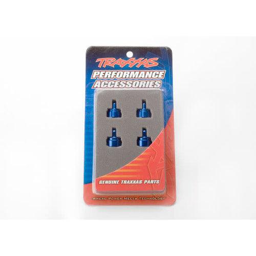 3767A Alum Ultra Shock Caps (Blue)