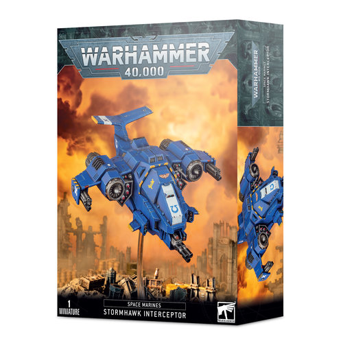 Warhammer 40k Stormhawk Interceptor