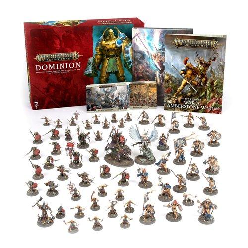 Age of Sigmar Dominion Box Set