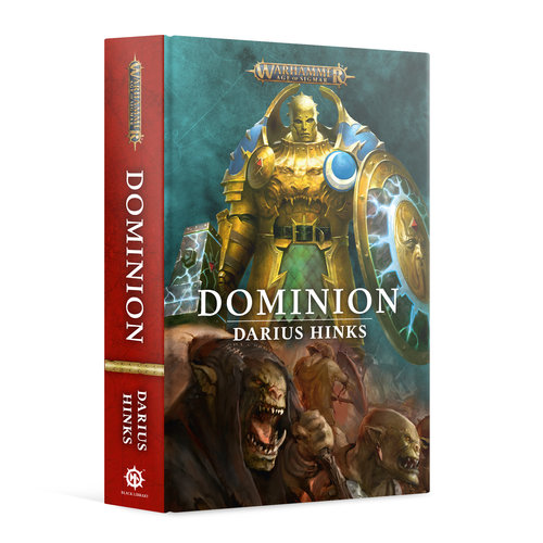 Age of Sigmar Dominion Hardcover