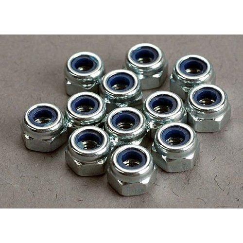 2745 3mm Nylon Locknut