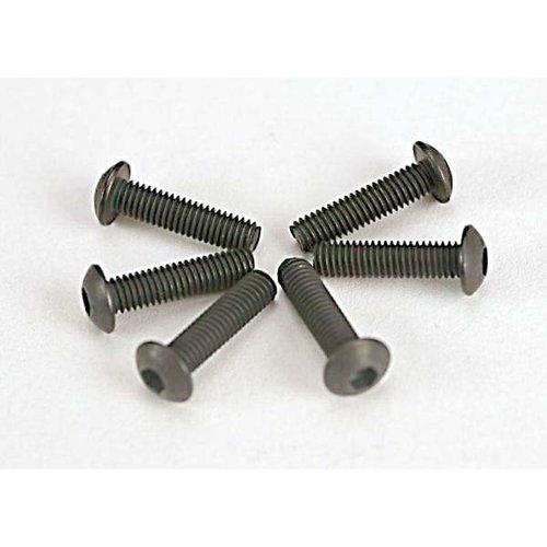 2578 3x12mm Button Head Screws