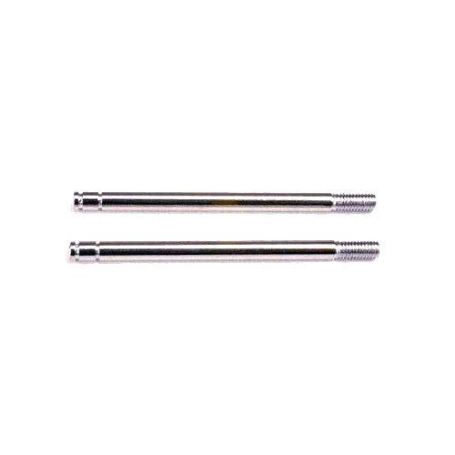 1664 Shock Shafts, Steel, Chrome (Long)
