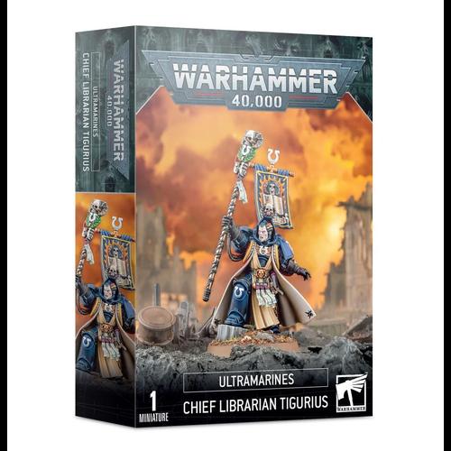 Warhammer 40k Chief Librarian Tigurius
