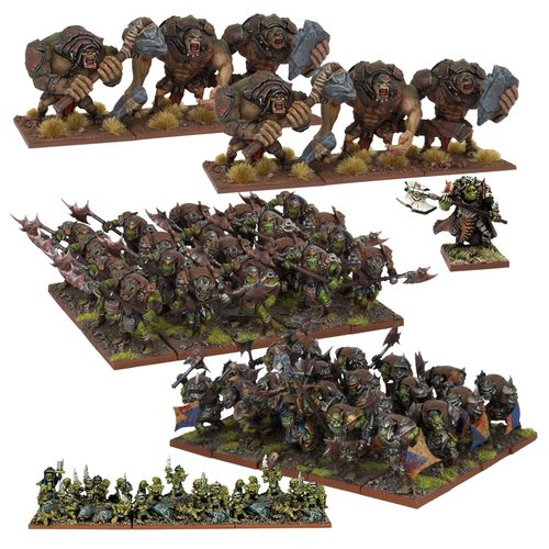 Mantic Orc Army